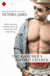 The Rancher's Second Chance - By Victoria James