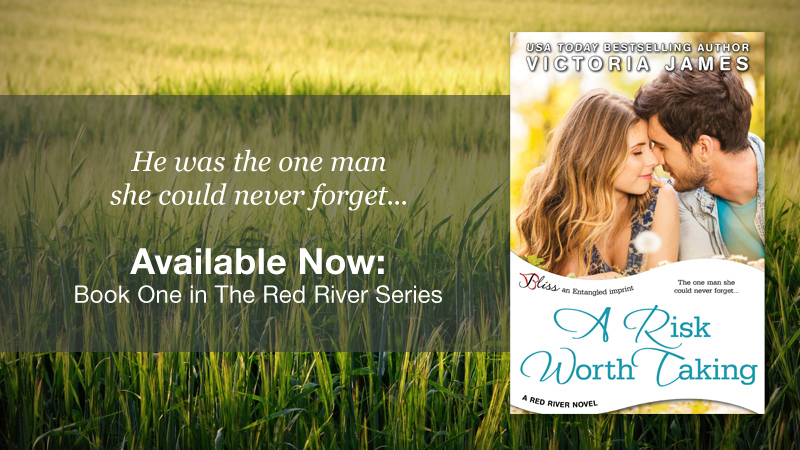 A Risk Worth Taking – Book One of The Red River Series