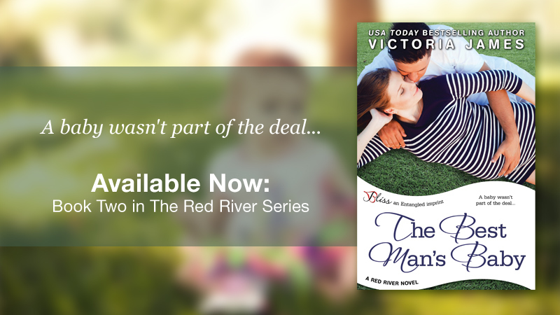 The Best Man's Baby – Book Two of The Red River Series