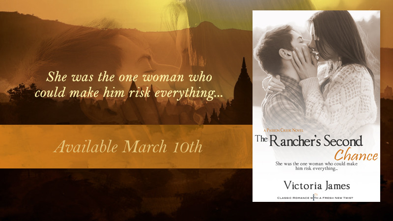 The Rancher's Second Chance – By Victoria James