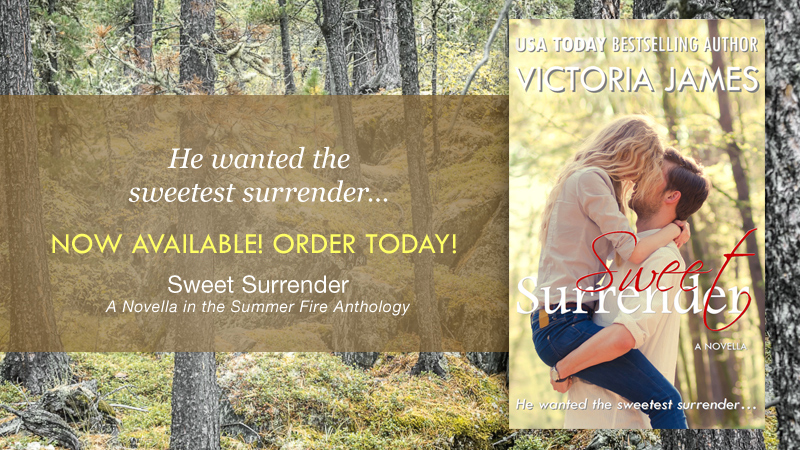 "Summer Fire Anthology – ""Sweet Surrender"""