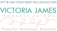 Romance Writer Victoria James